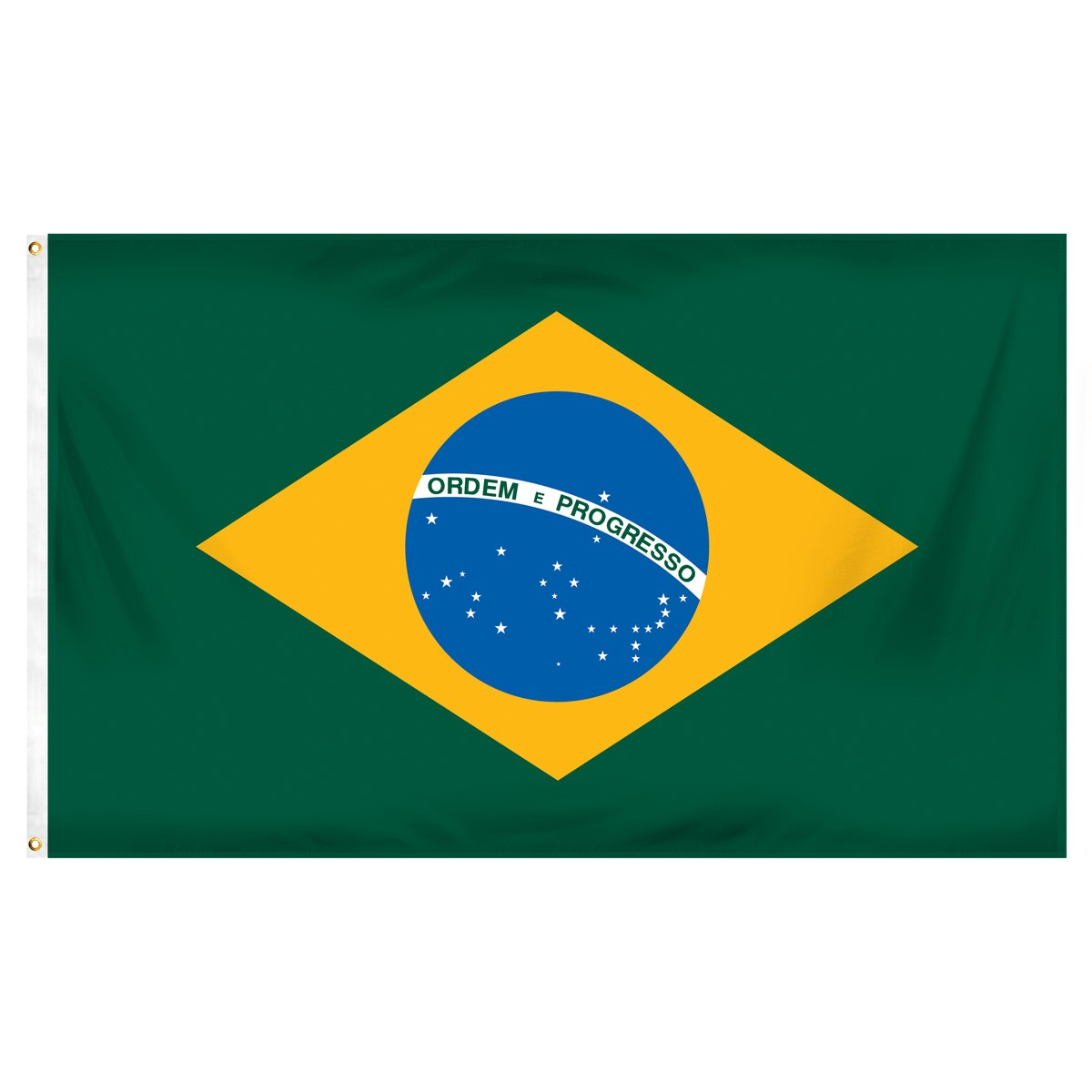 Brazil Rope Pennants and Flags