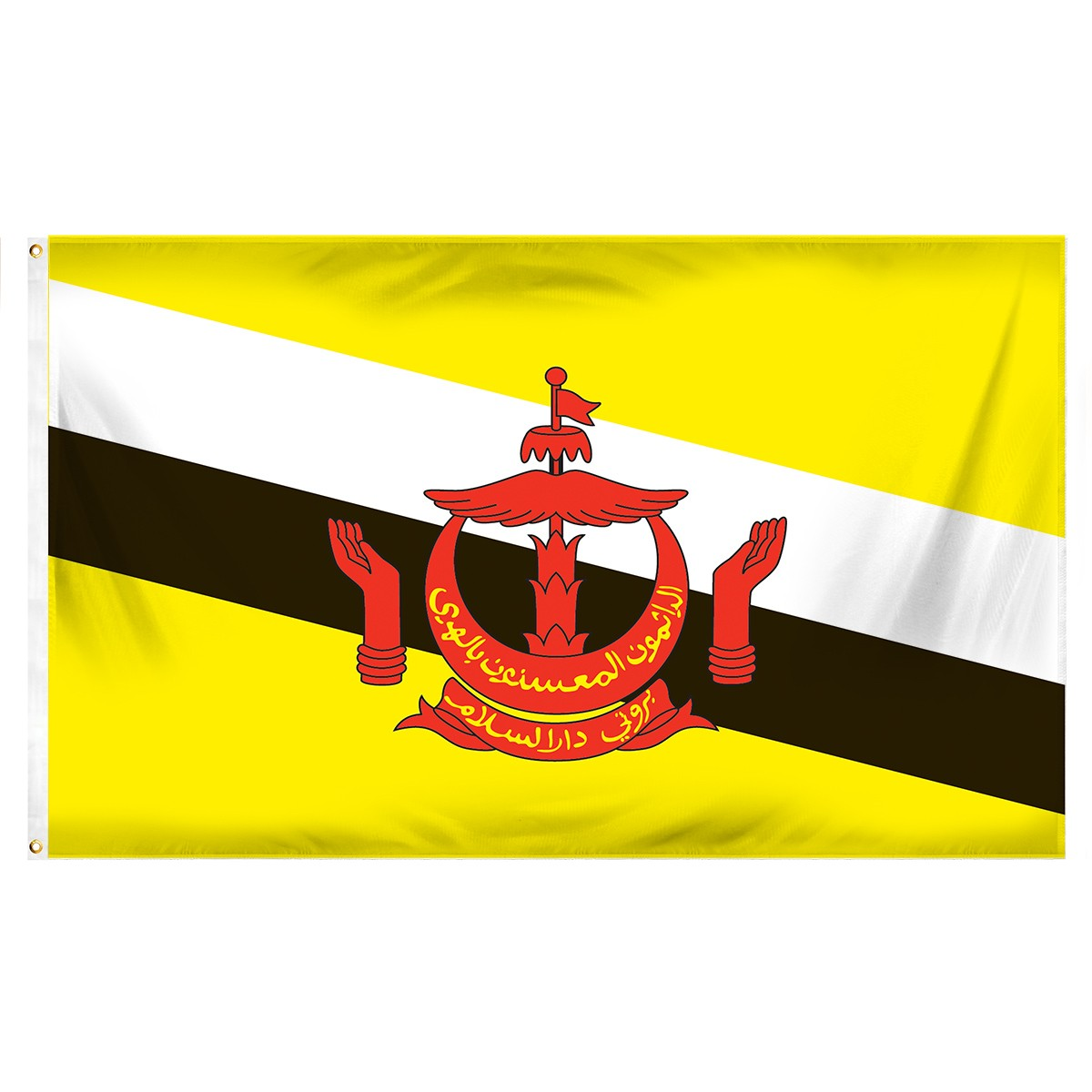 Brunei Flags and Pennants