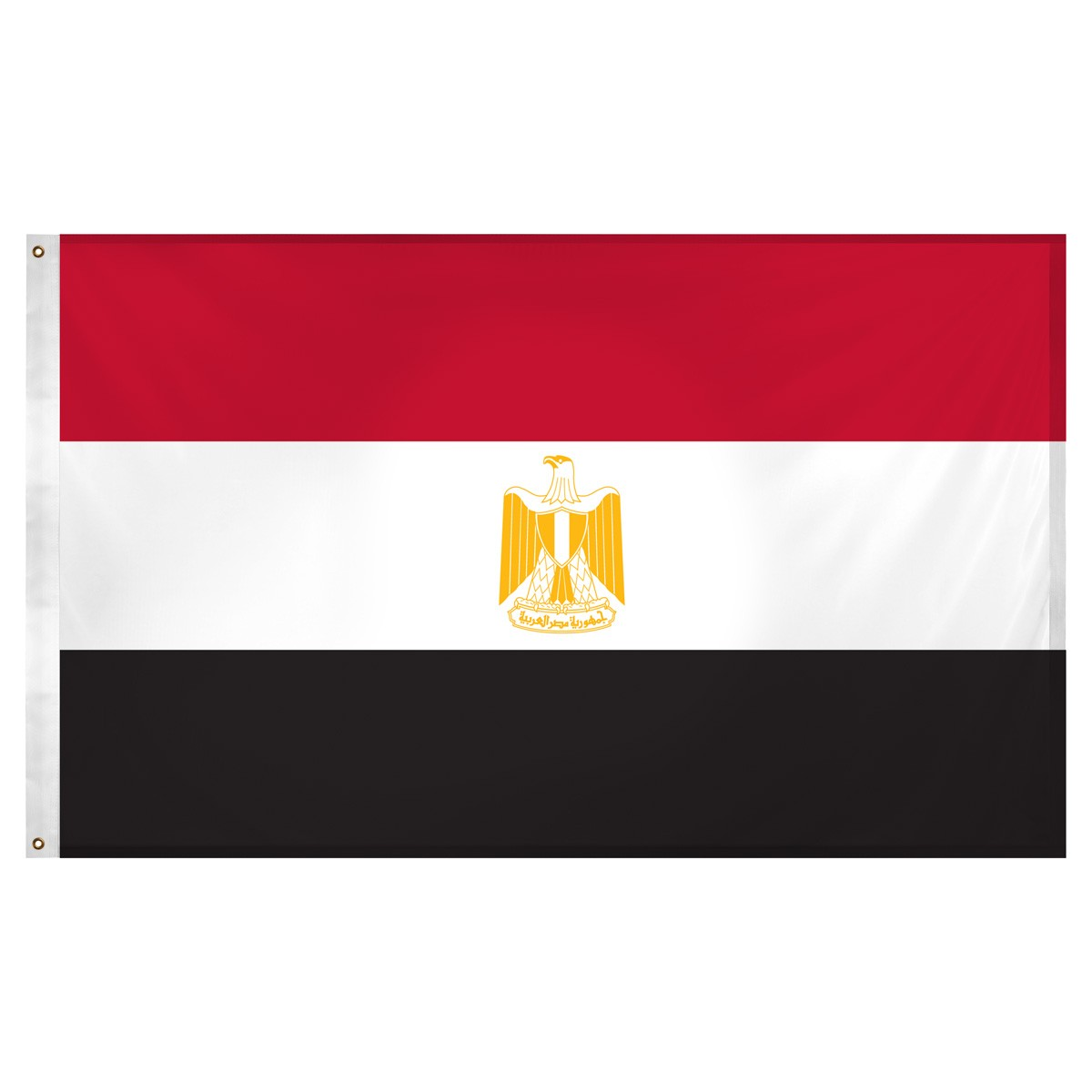 Egypt L Table Flags
