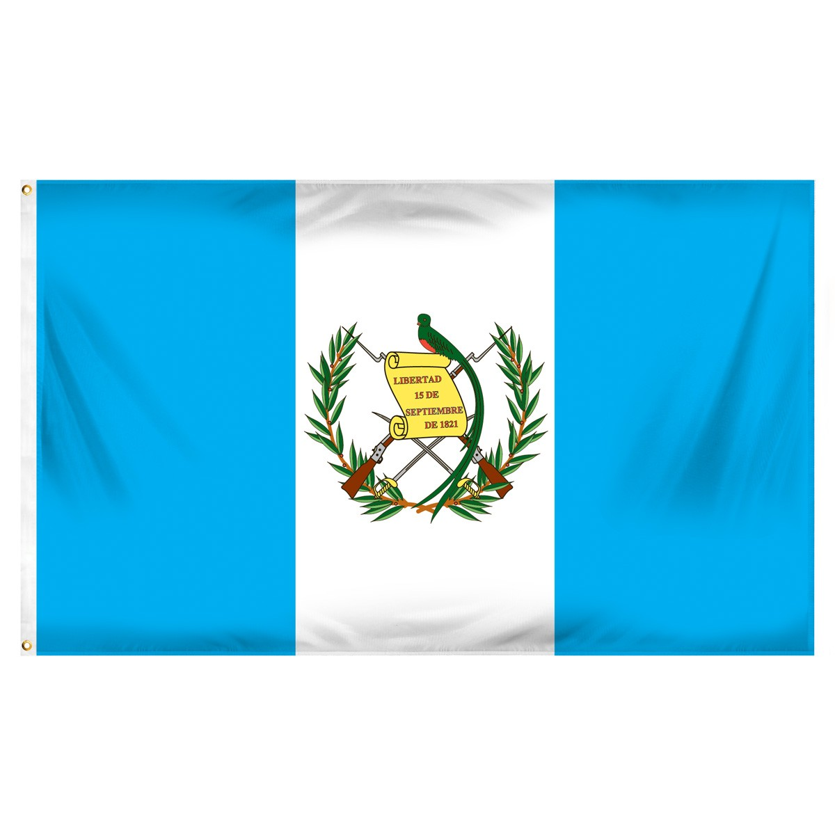 Guatemala Banner Roll Up
