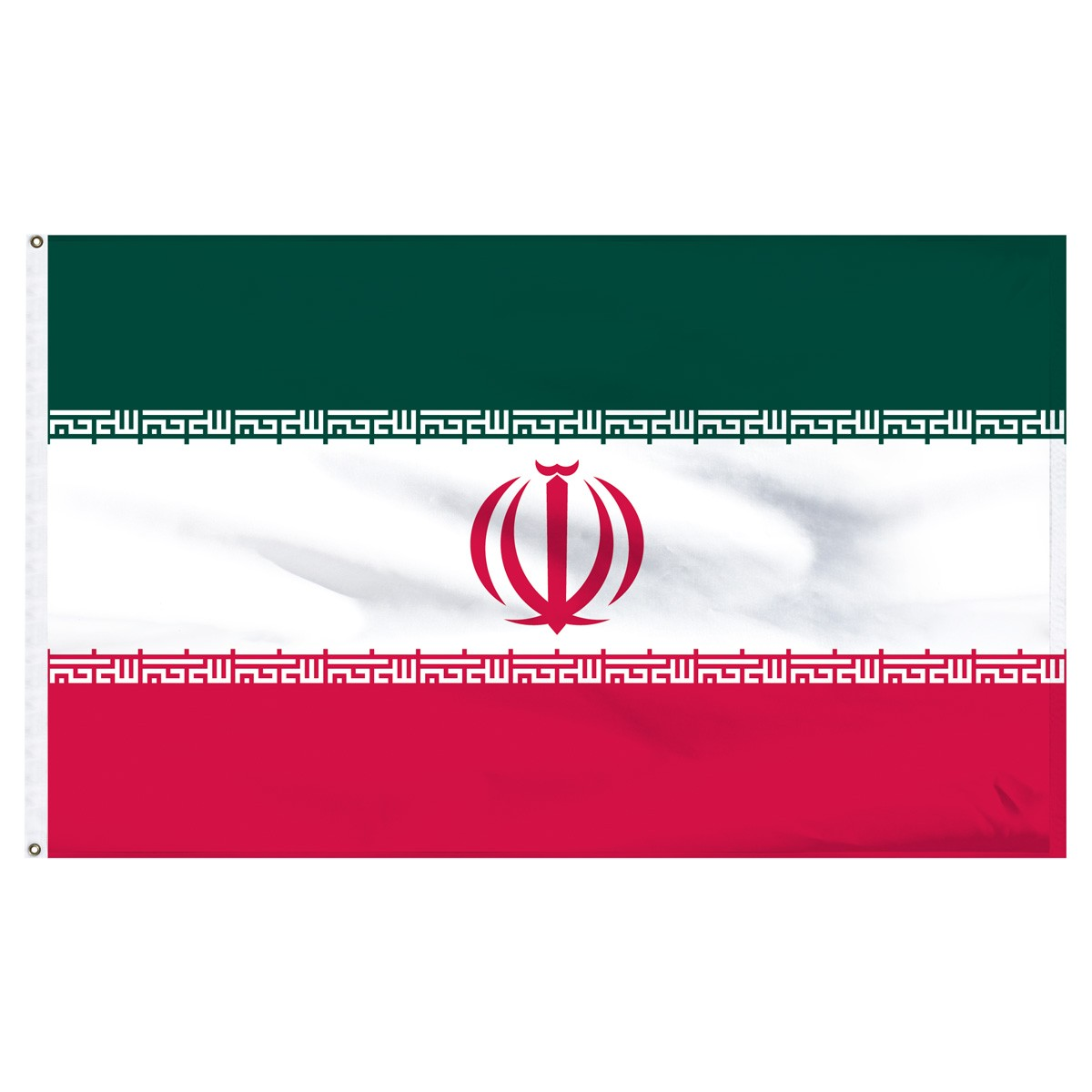 Iran L Table Flags