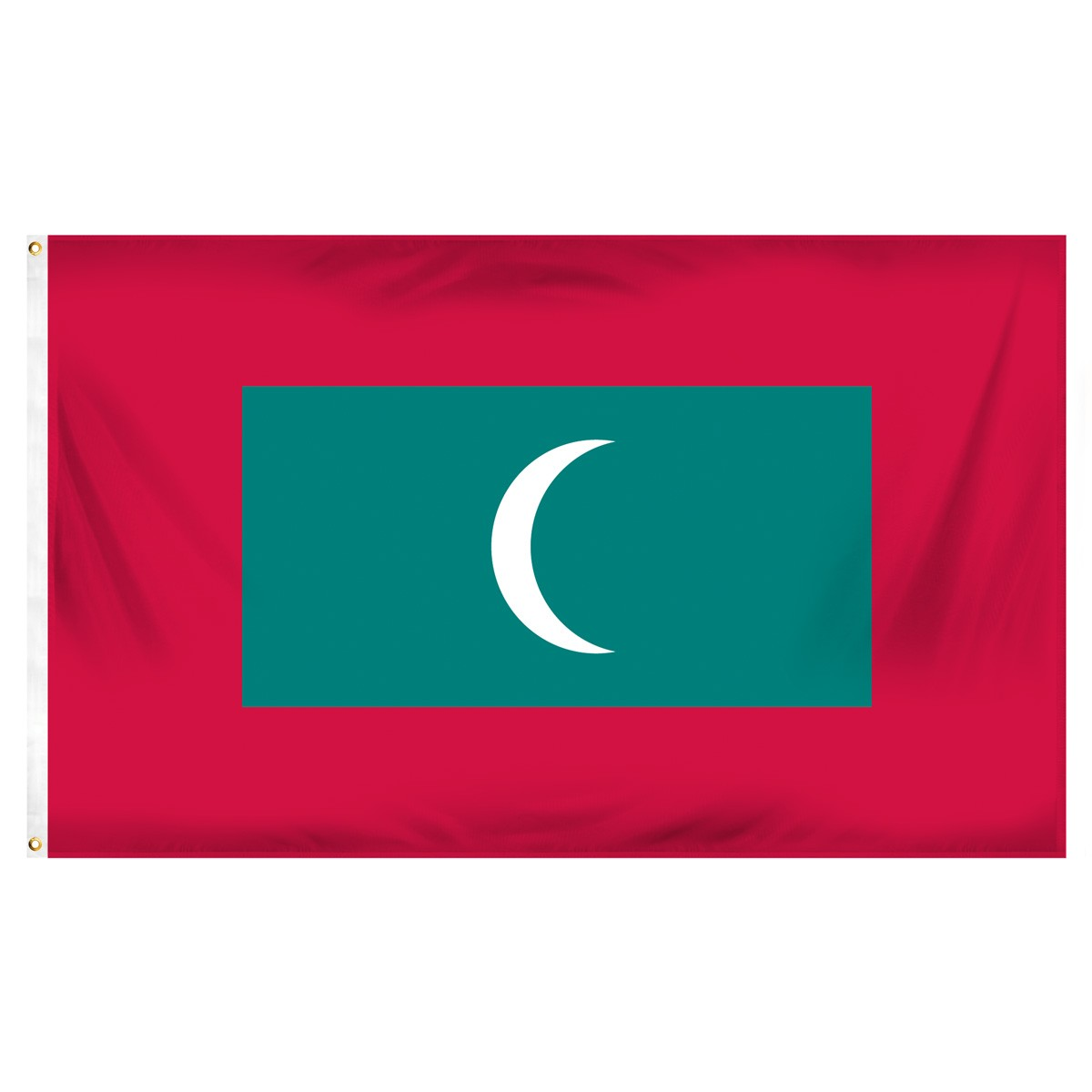 Maldives Triangle Flags and Pennants