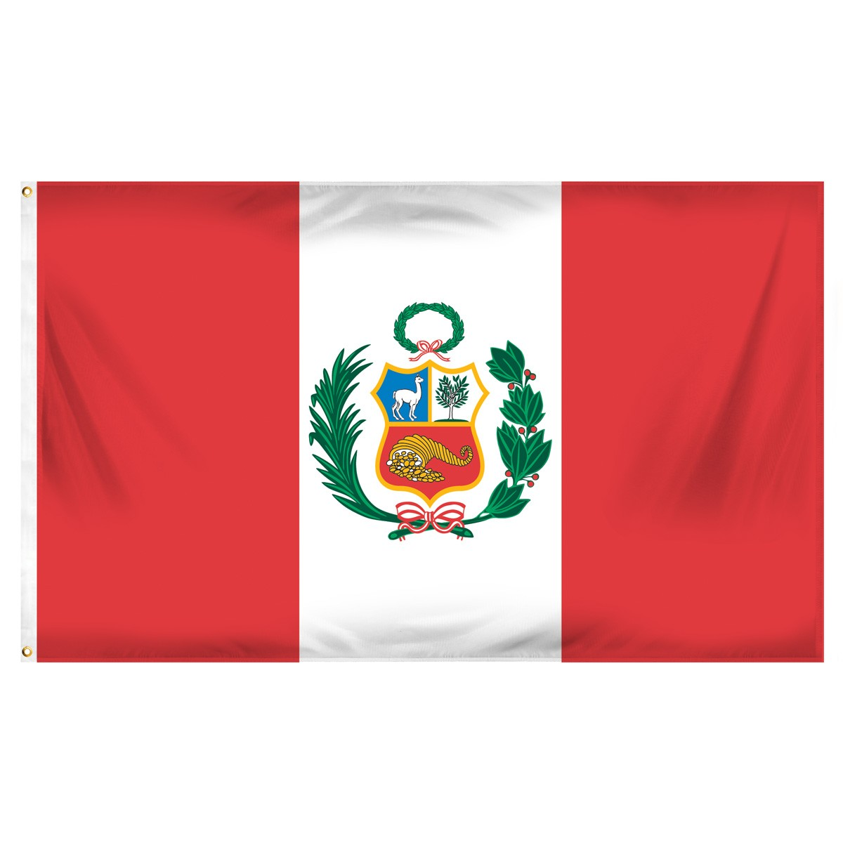Peru Rope Pennants and Flags