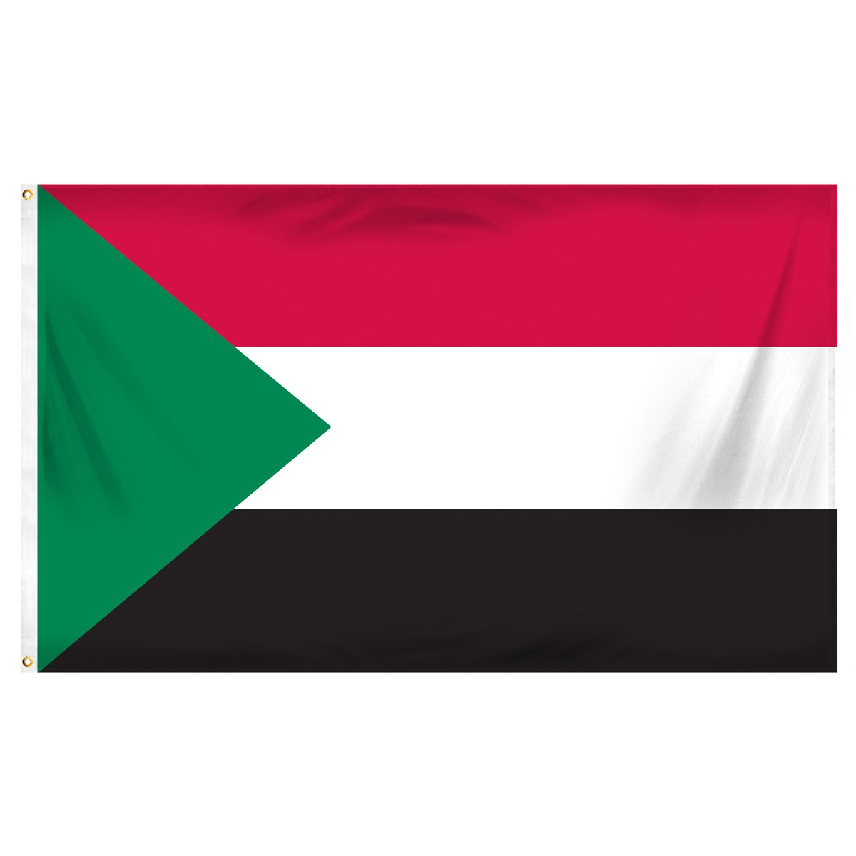 Sudan Rope Pennants and Flags