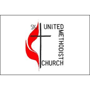 United Methodist 3 x 5 ft. Outdoor Nylon flag